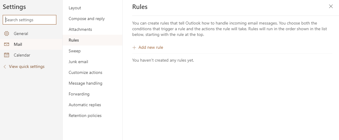 Creating Rules 5